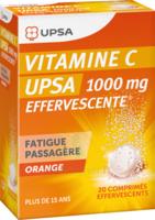 Vitamine C Upsa Effervescente 1000 Mg, Comprimé Effervescent à Saint-Cyprien