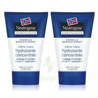 Neutrogena Crème Mains Hydratante Concentrée 2t/50ml à Saint-Cyprien