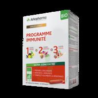 Arkofluide Bio Ultraextract Coffret Programme Immunité 3x10 Ampoules/10ml à Saint-Cyprien