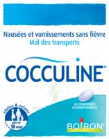 Boiron Cocculine Comprimés orodispersibles B/40 à Saint-Cyprien