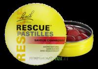 Rescue® Pastilles Cranberry - Bte De 50 G
